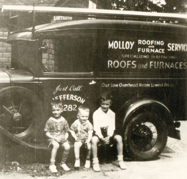 Roofing Company Molloy Roofing Company