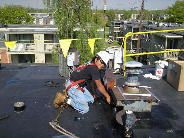 Commercial, Industrial And Institutional Roofing
